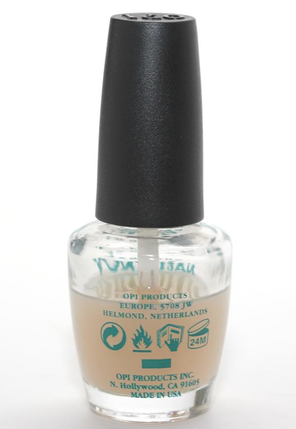 Makeup, Beauty & Fashion: PRODUCTS WORTH BUYING VOL.4: OPI NAIL ENVY ...