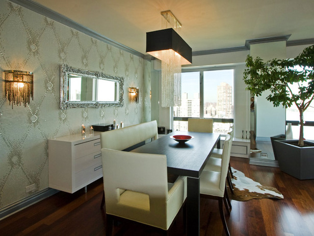 Modern furniture modern dining rooms ideas 2011 designers for Modern dining suites