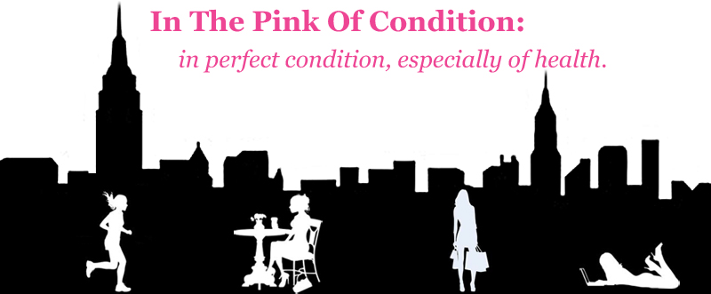 in the pink of condition