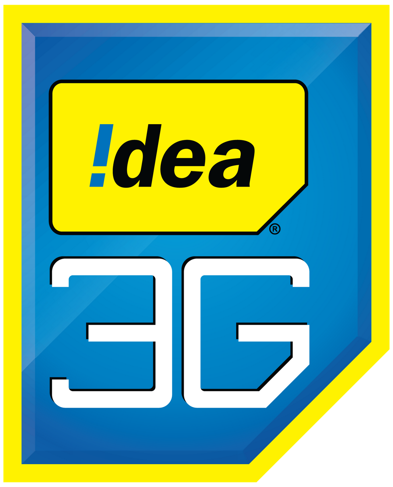 Vector Logos,Hi... Idea 3g Logo