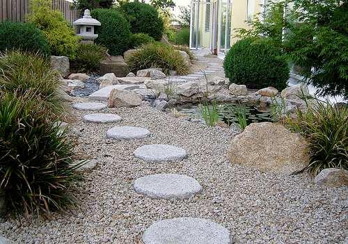 How to garden how to build a rock garden - Jardines economicos ...