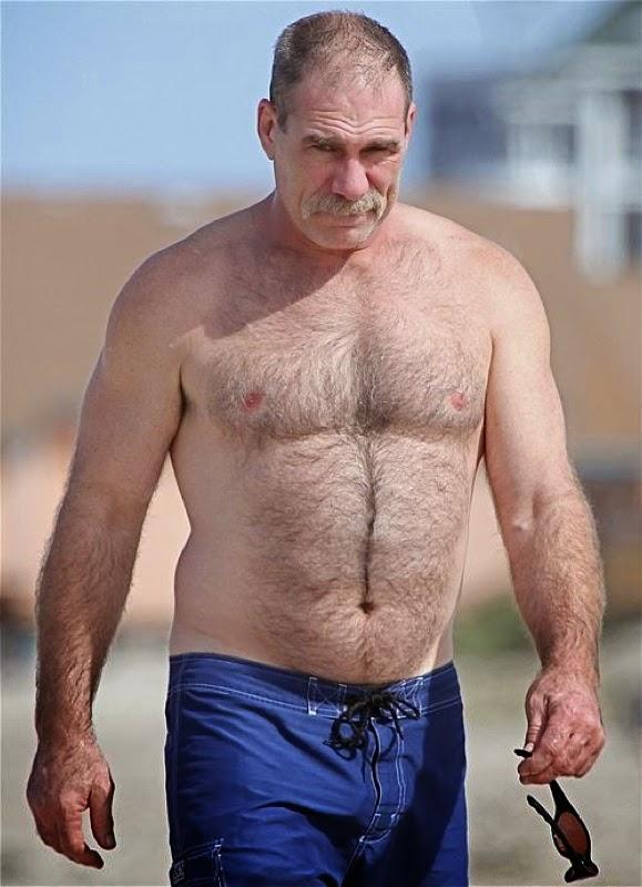 desnudos Hombres maduros