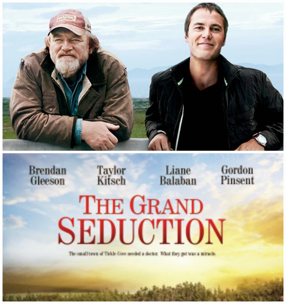 The Grand Seduction 2013 Movie Poster