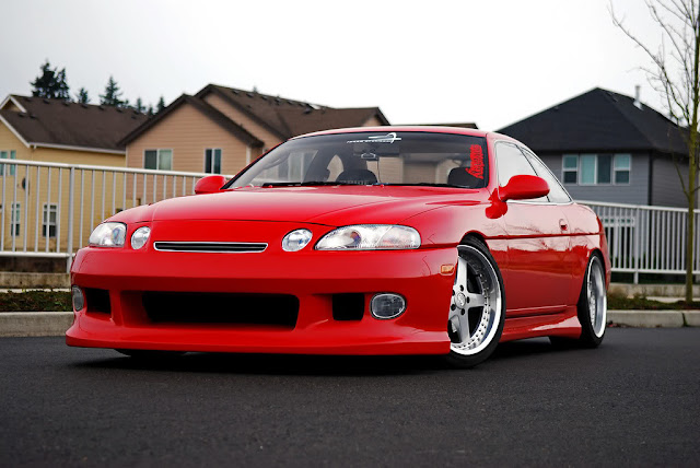 Lexus SC, Toyota Soarer, japońskie sportowe samochody, tuning