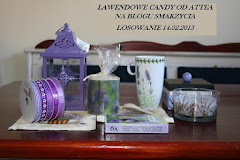 Lawendowe candy