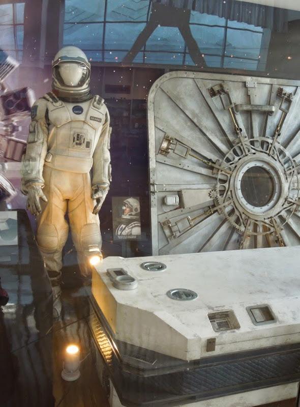 Interstellar Brand spacesuit