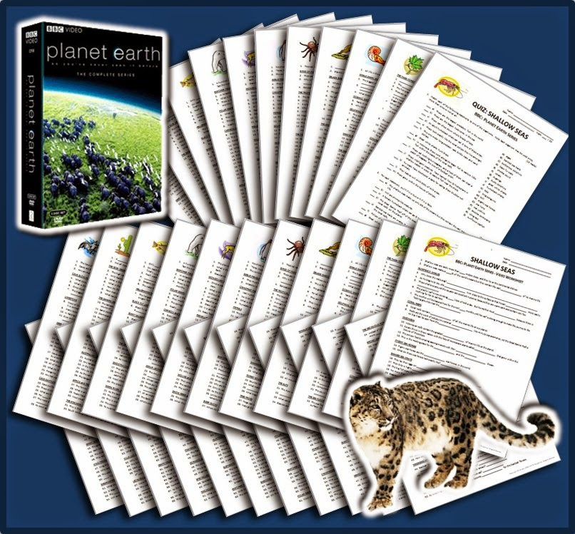 Tangstarscience bbc worksheets bbc planet earth urtaz Gallery