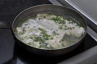 Plaice Veronique ~ Simple Food