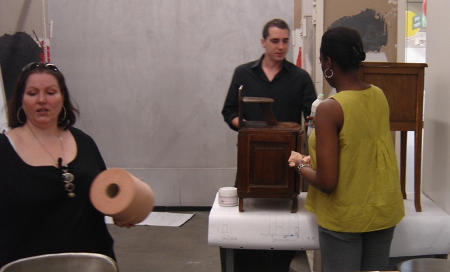 peinture effet formation enduits d co et peinture sur meuble cours de. Black Bedroom Furniture Sets. Home Design Ideas