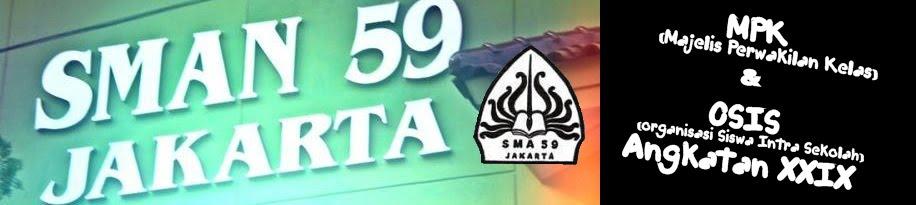 OSIS-MPK SMAN 59 Jakarta