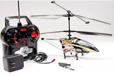 Syma S006 Alloy Shark RC Helicopter Picture