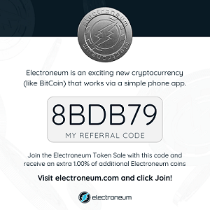 Get Electroneum Now