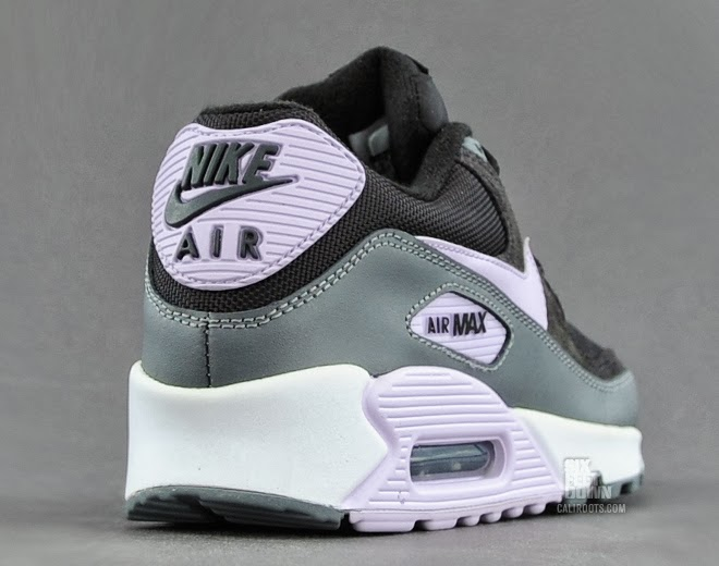 nike pas bw air max classic cher - Nike WMNS Air Max 90 Essential - Black/Violet Frost ...