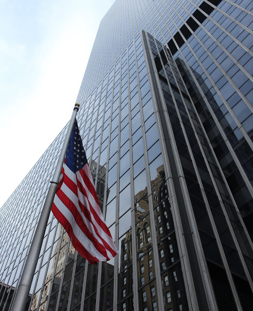 Kantoorgebouw NYC