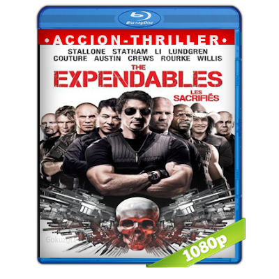 Los Indestructibles (2010) BRRip Full 1080p Audio Trial Latino-Castellano-Ingles 5.1