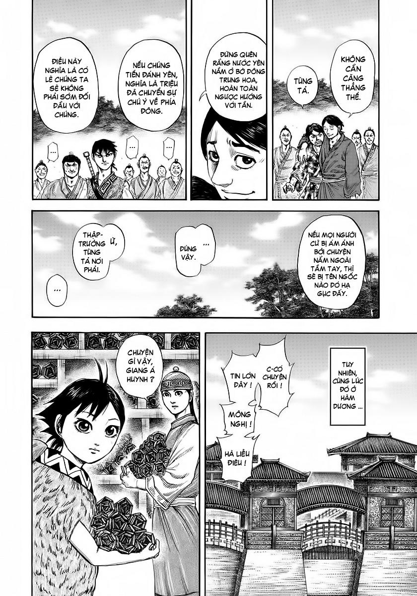 Kingdom – Vương Giả Thiên Hạ chap 174 Trang 22 - Mangak.info