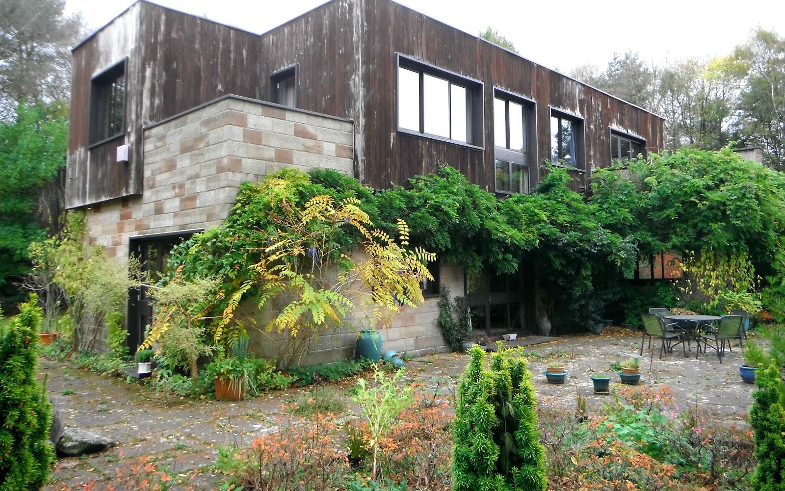 Stonehill Quarry House Garden