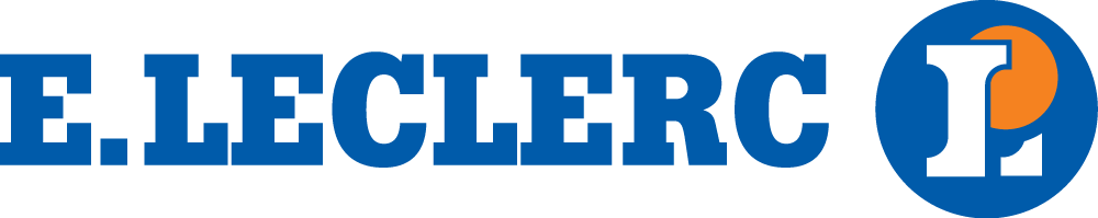 E.Leclerc logo, logotype. All logos, emblems, brands pictures gallery.