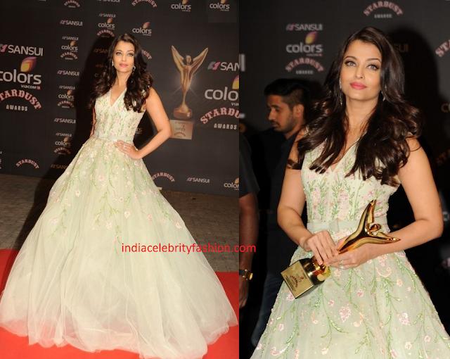Aishwarya Rai in Georges Hobeika Gown