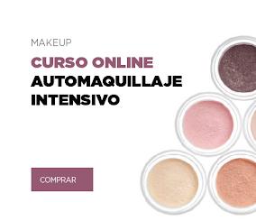 CURSO ONLINE DE AUTOMAQUILLAJE INTENSIVO