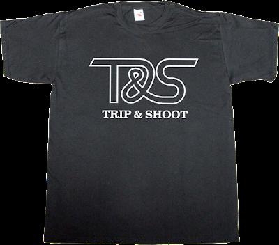 autobombing logotype back to school t-shirt ephemeral-t-shirts