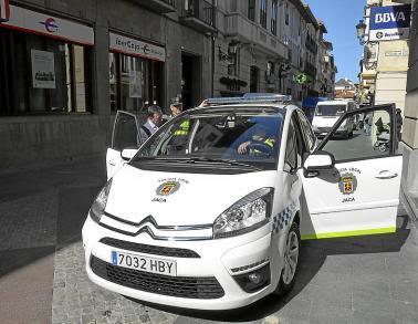 c4 picasso policia local