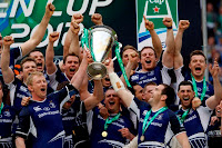 leinster s rugby players celebrate with the trophy 4fb804236e 30 Irish Sports Documentaries That Need To Be Made