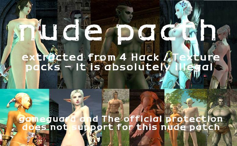 Nude patch of lineage2 has become a number of predispose discussion in my ...
