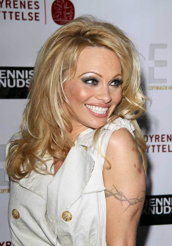 Pamela Anderson hit with huge tax debt