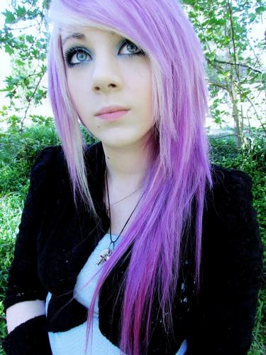 Girls With Light Purple Hair Tumblr Bleiy Doll ♥:...
