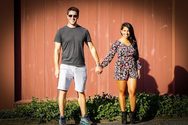 Kristy Albano- Matt Pickering-Massachusetts-Travel The East