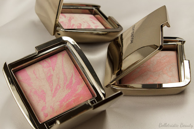 Hourglass Diffused Heat, Dim Infusion and Luminous Flush Ambient Lighting Blush spring 2014 in studio lighting