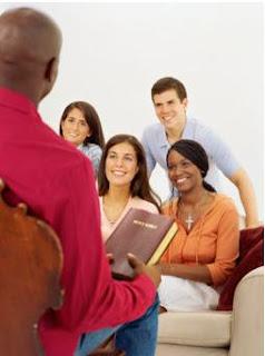 enseñar la biblia