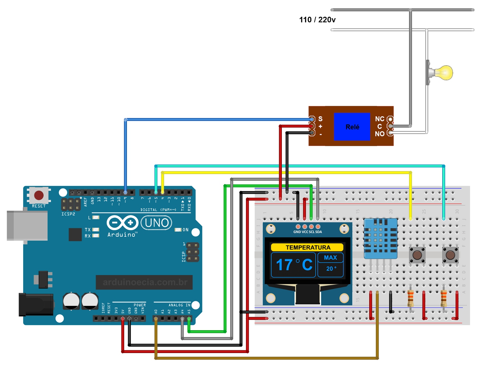 Optocoupler Interfacing With Avr Pic And 8051 in addition Phelps Dodge Nyy furthermore How To Connect Ir Photodiode Sensor together with Wiring Up The Srd 05vdc Sl C To An Arduino Or Arduino Like Microcontroller also 27650 Cigarette Lighter Removal. on 4 post relay