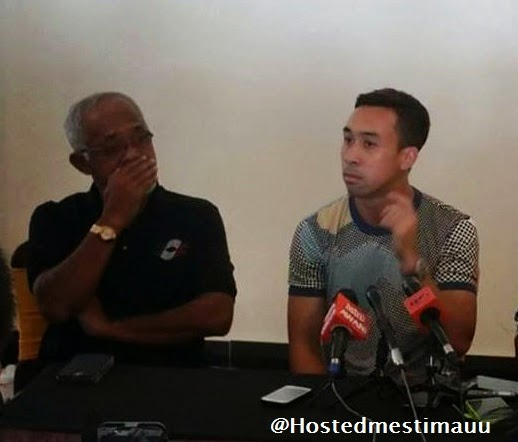 Terkini Mat Yo sah ke Terengganu dari pasukan ATM