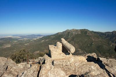 Vista desde el vértice geodésico del Albarracín