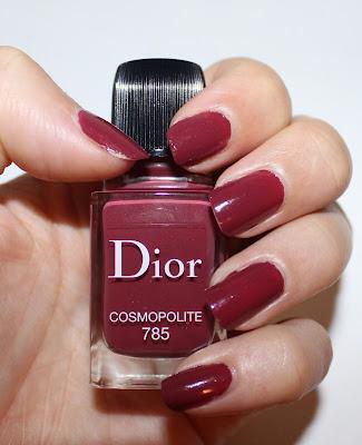 Dior Vernis Cosmopolite