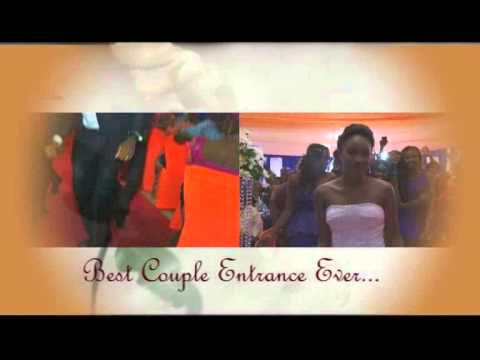 Chinny And Manny Best Wedding Reception Entrance Must Watch Video