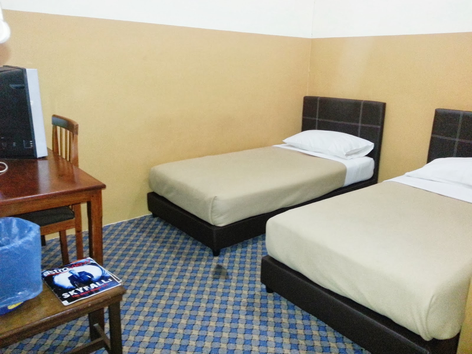 Hotel Tropika Room Rates