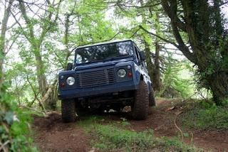 4x4 Training Courses Gloucestershire