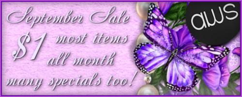 •••❤• September Sale •❤•••
