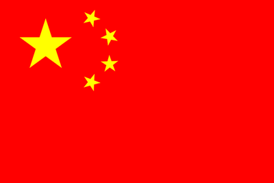 China Flag Pictures