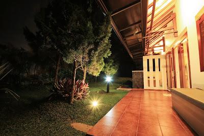 Villa di Bandung