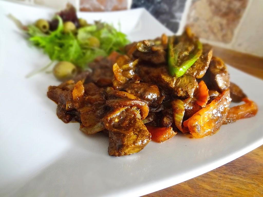 Lamb Kidney Bhuna