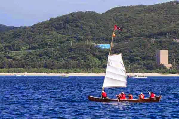 sabani sailing boat racing