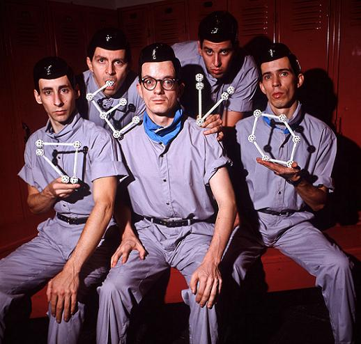 devo plastic hair