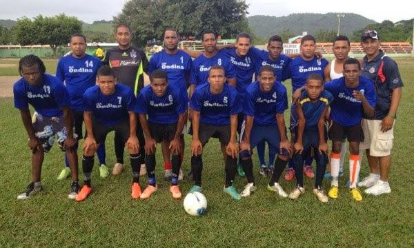 Ondina, Las Malvinas y los Hatillos triunfan en fútbol Hato Mayor
