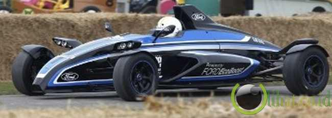 EcoBoost I-3 Formula Ford Racer
