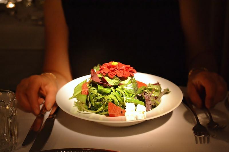 salat blume the grand berlin