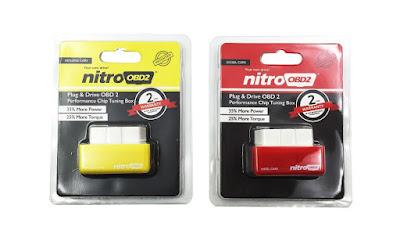 Fotografia Nitro OBD2 - Gasolina e Diesel